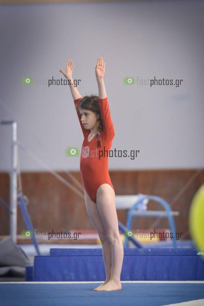 Φωτογραφία Λιονταρακια 8o Κύπελλο Ενόργανης Γυμναστικής ''Αίας Θερμαϊκού''