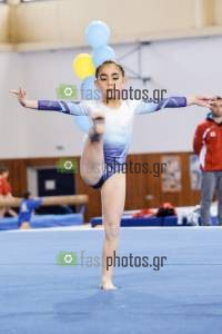 Φωτογραφία ΑΣΤΕΡΑΣ ΚΟΡΔΕΛΙΟΥ   8o Κύπελλο Ενόργανης Γυμναστικής ''Αίας Θερμαϊκού''