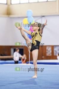 Φωτογραφία ΝΗΡΕΑΣ ΠΕΡΑΜΟΥ  8o Κύπελλο Ενόργανης Γυμναστικής ''Αίας Θερμαϊκού''