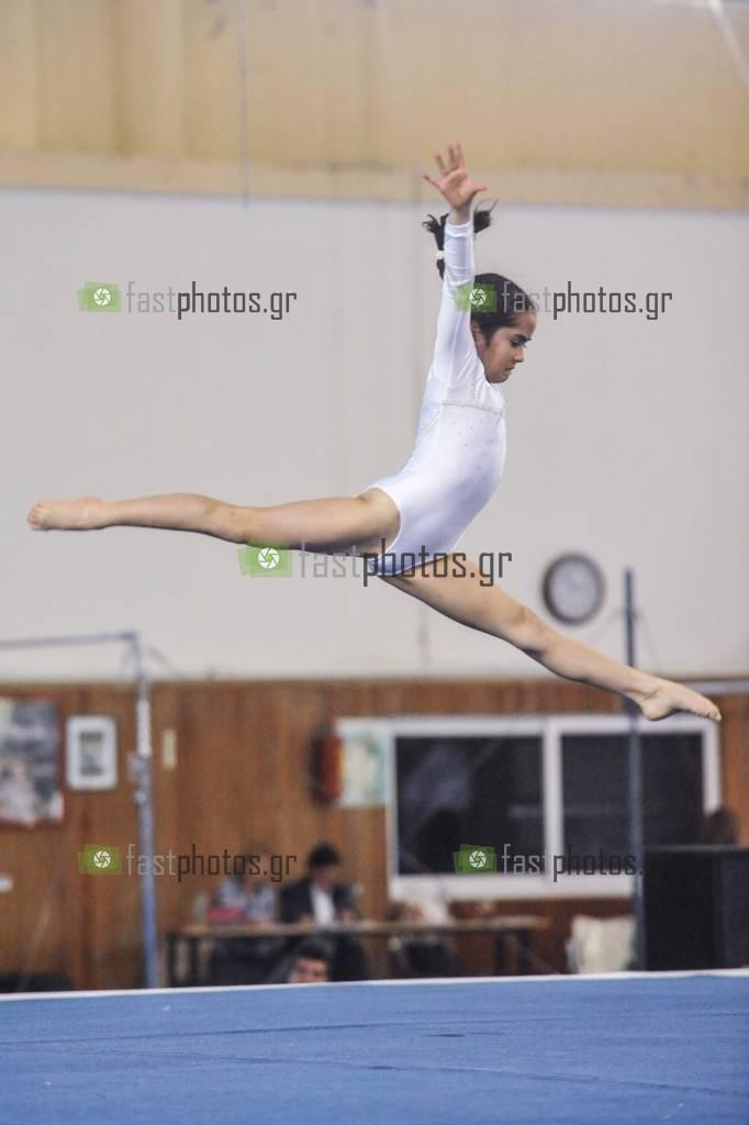 Φωτογραφία ΔΑΣ ΑΡΓΥΡΟΥΠΟΗΣ  8o Κύπελλο Ενόργανης Γυμναστικής ''Αίας