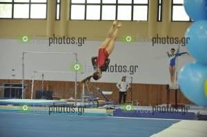 Φωτογραφία 8o Κύπελλο Ενόργανης Γυμναστικής ''Αίας Θερμαϊκού'' Σάββατο 22-04-2017