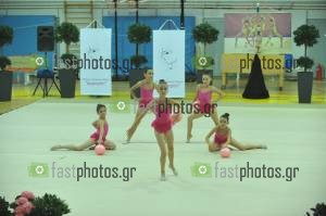 Φωτογραφία 3o Φεστιβαλ Ρυθμικής Γυμναστικής ¨ Θερμαϊδες¨