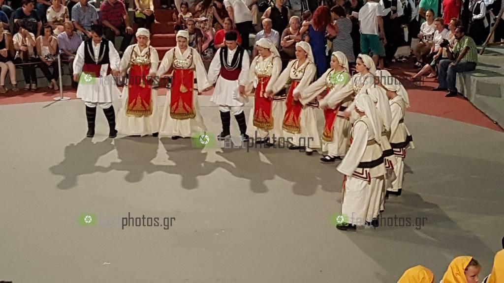 Φωτογραφία Παράδοση αλά Ελλάδα