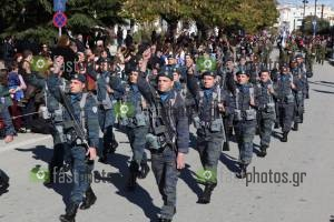 Φωτογραφία Παρέλαση 28η Οκτωβρίου 2015 Κομοτηνή