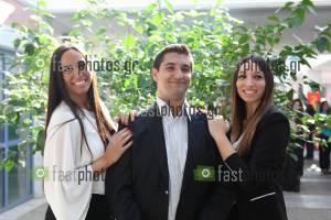Φωτογραφία Οικογενειακές - Ορκωμοσία Νομικής Δ.Π.Θ. 02-11-2015