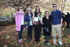 Φωτογραφία Οικογενειακές - Ορκωμοσία Παρευξείνιων Δ.Π.Θ. 25-11-2015