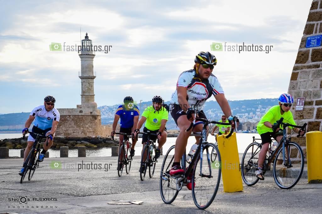 Φωτογραφία ΜΑΡΑΘΩΝΙΟΣ ΚΡΗΤΗΣ - Ποδηλατοδρομία - Φώτο στο Λιμάνι, Φάρος