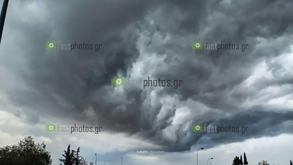 Φωτογραφία σύννεφα