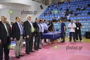 Φωτογραφία European Poomsae Championship 2017